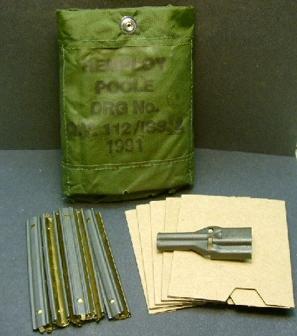 AR-15/M-16 Bandoleer Kit - Old Style 5 Pocket