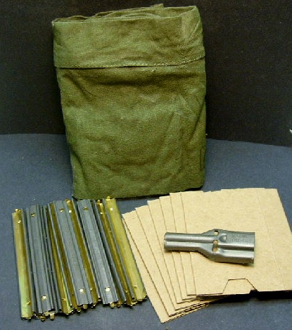 AR-15/M-16 Bandoleer Kit - Old Style 7 Pocket