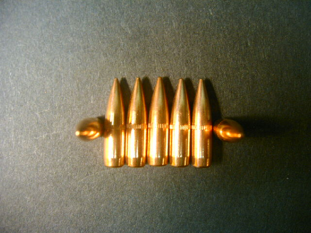 .223 cal. Lake City 62gr. SS109/M-855 (500ct.)