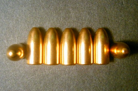 .30 Carbine cal. Lake City 110gr. FMJ (500ct.)