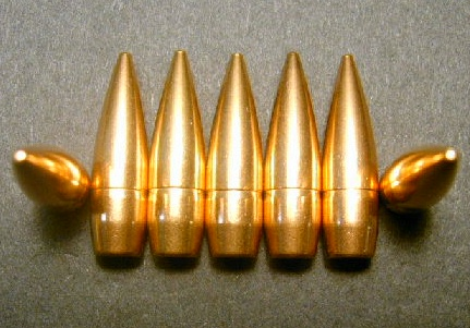 .30 cal. Radway Green 145gr. FMJ-BT (500ct.)