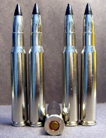 .30-06 cal. M-2 Armor Piercing Ammo (20ct.) RARE NICKEL!