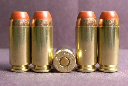 .40 S&W cal. Tracer Ammo - Suppressor Safe (25ct.)
