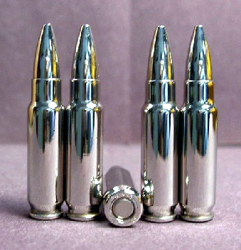 5.7x28mm FN cal. IMI All Nickel Match Ammo (20ct.)