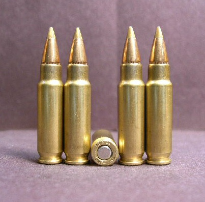 5.7x28mm FN cal. Copperhead Ammo (25ct.)