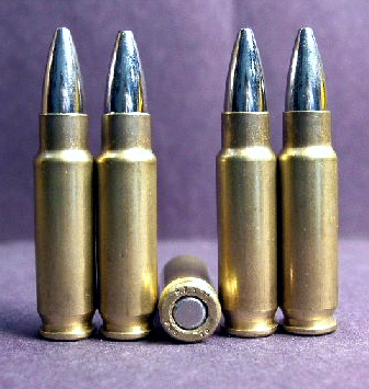 5.7x28mm FN cal. IMI Nickel Match Ammo (25ct.)
