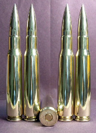 .50 BMG cal. 750 gr. Military Match - Standard (10ct.)