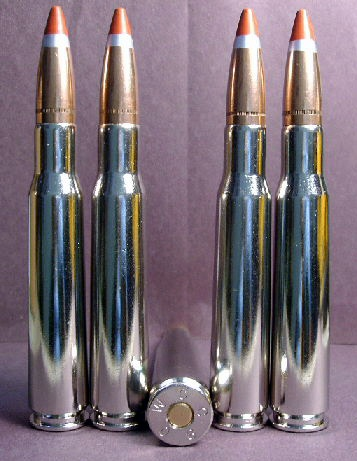 .50 BMG cal. M-20 A.P.I.T. - Nickel Cased (10ct.)