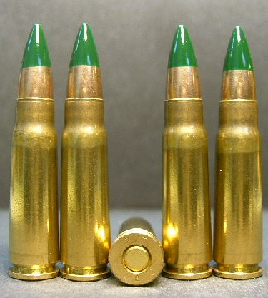 7.62x39mm Lapua Green-Tip Tracer Ammo! (20ct.)