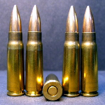 7.62x39mm Lapua Black-Tip Steel-Core Ammo! (20ct.)