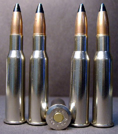 7.62 x 54R cal. Winchester Nickel Tracer Ammo (20ct.)