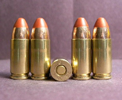 9mm cal. Tracer Ammo - Suppressor Safe (25ct.)