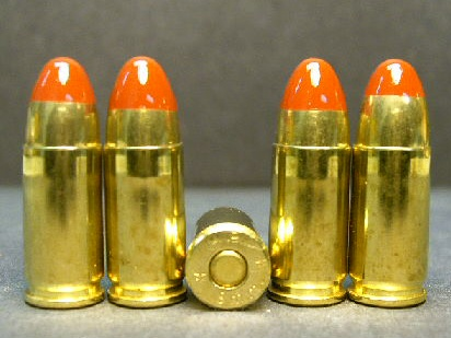 9mm cal. Nato-Spec. Tracer Ammo (20ct.)