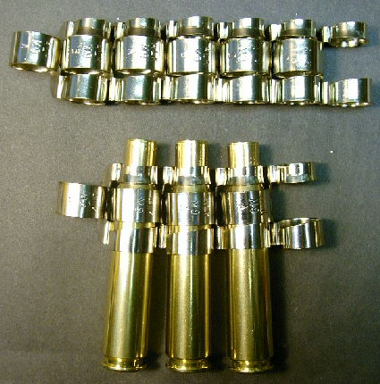 50 BMG, M-9, Nickel Plated Machinegun Links (50ct.)